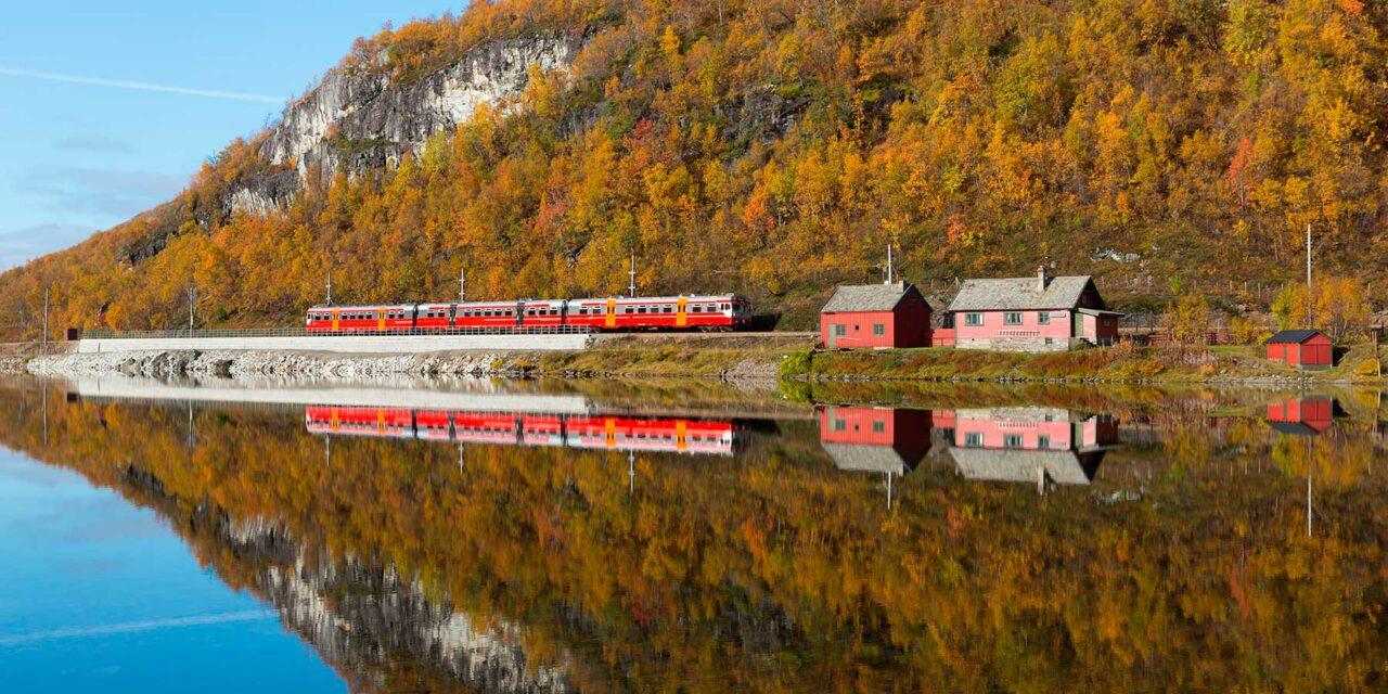 Noruega: belleza sobre raíles