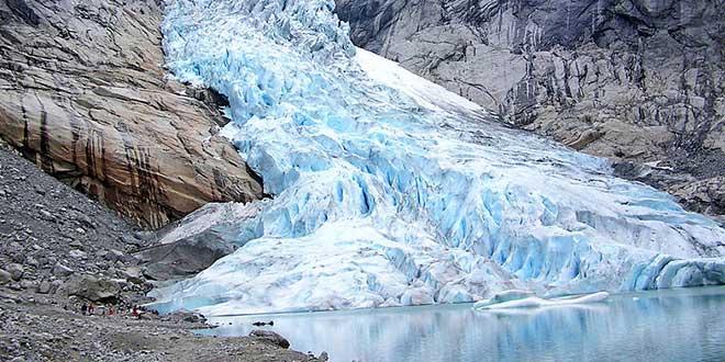 Glaciar-Briksdal