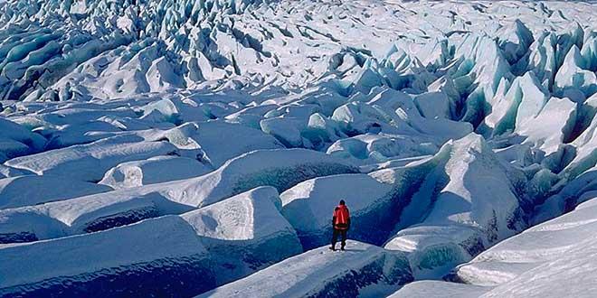 Glaciar-Jokularson
