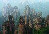 """Zhangjiajie, el parque de """"AVATAR"""""""
