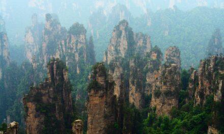 Zhangjiajie: el mundo de «Avatar»