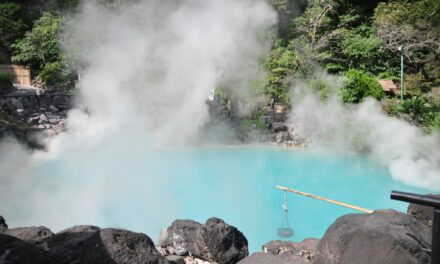 Onsen, los famosos baños termales de Japón