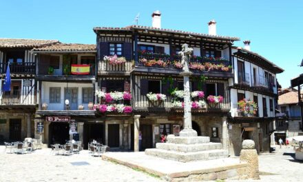 La Alberca: la belleza de la arquitectura popular