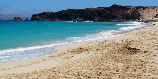 La Graciosa-Playa de las Conchas