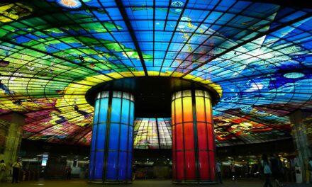 6 increíbles estaciones de metro