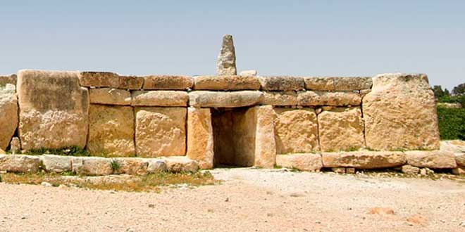 Malta-Hagar-Qim