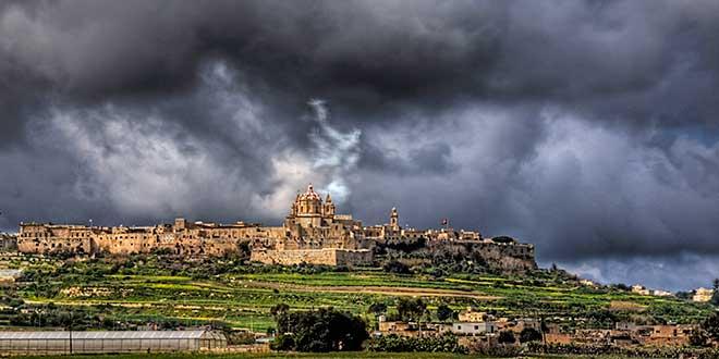 Malta-Mdina