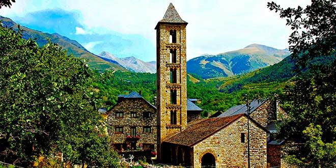 Santa-Eulalia-d'Erill-la-vall