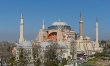 Santa Sofía: la perla de Estambul