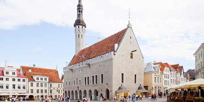 Tallin-Ayuntamiento