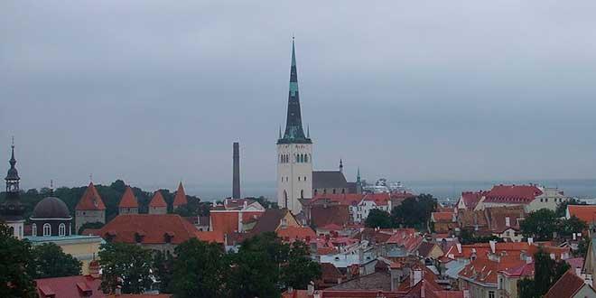 Tallin-Iglesia-de-San-Olav