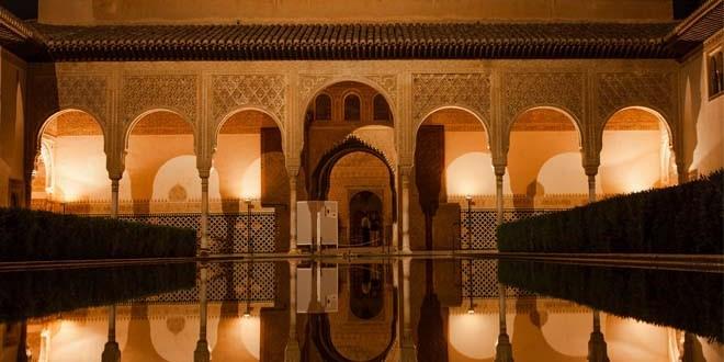 alhambra comares