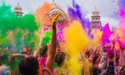 Festival Holi: La explosión del color