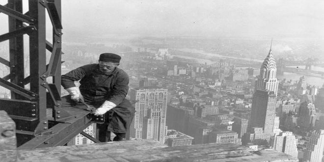 empire state building mirador de King Kong