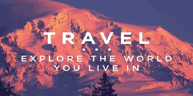 por que amo viajar