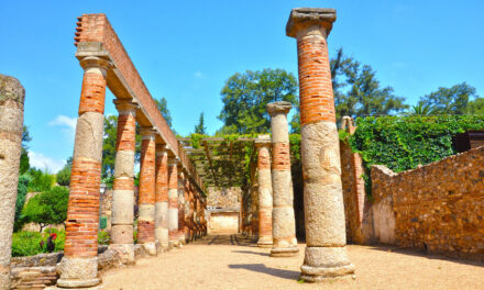 Mérida y sus increíbles ruinas romanas