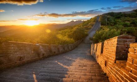 La Muralla China como nunca la habías visto