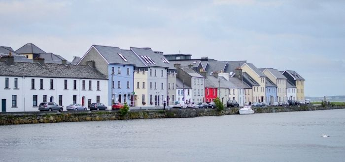 Barrio pesquero Claddagh