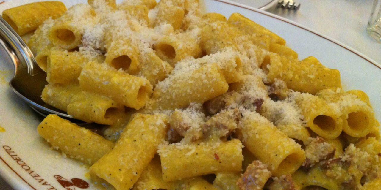 Turismo gastronómico: nuestra experiencia en Roma