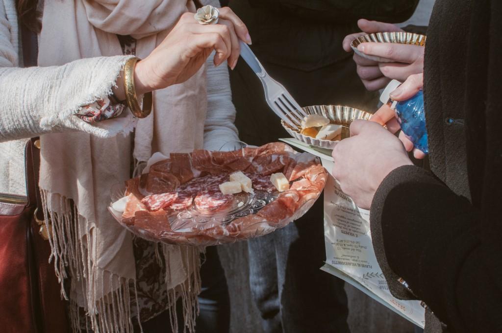 Tour gastronomico en Roma