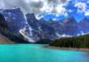 Las Montañas Rocosas, espectáculo natural