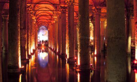 La Cisterna Basílica: el Palacio Sumergido de Estambul