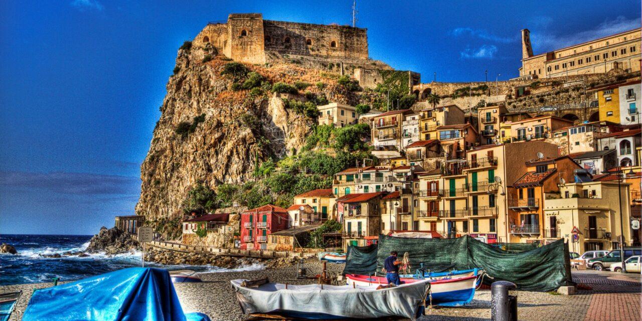 Chianalea: la pequeña Venecia del Sur