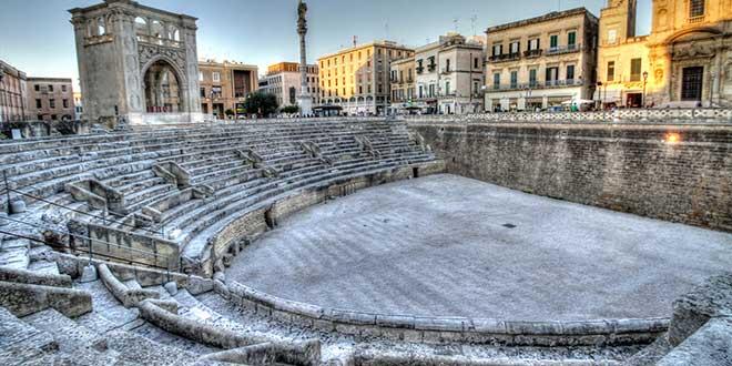 Anfiteatro-de-Lecce