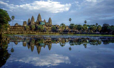 Angkor y sus maravillosos templos