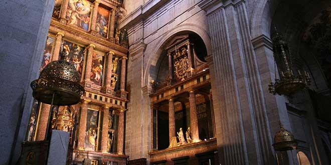 Basílica-de-El-Escorial