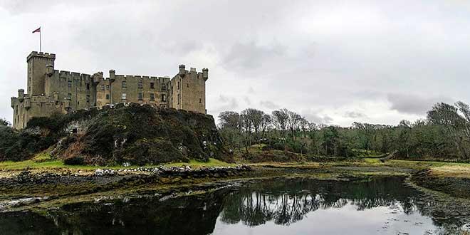 Dunvengan-castle