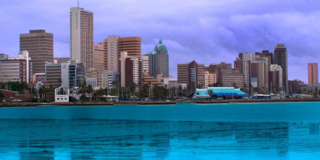 Durban: una joya a orillas del Índico