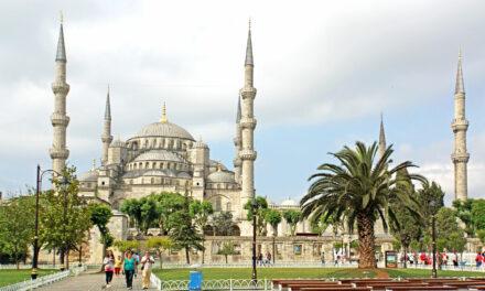 La Mezquita Azul, la joya de Estambul