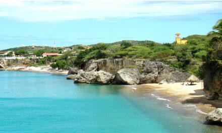 La preciosa isla de Curaçao