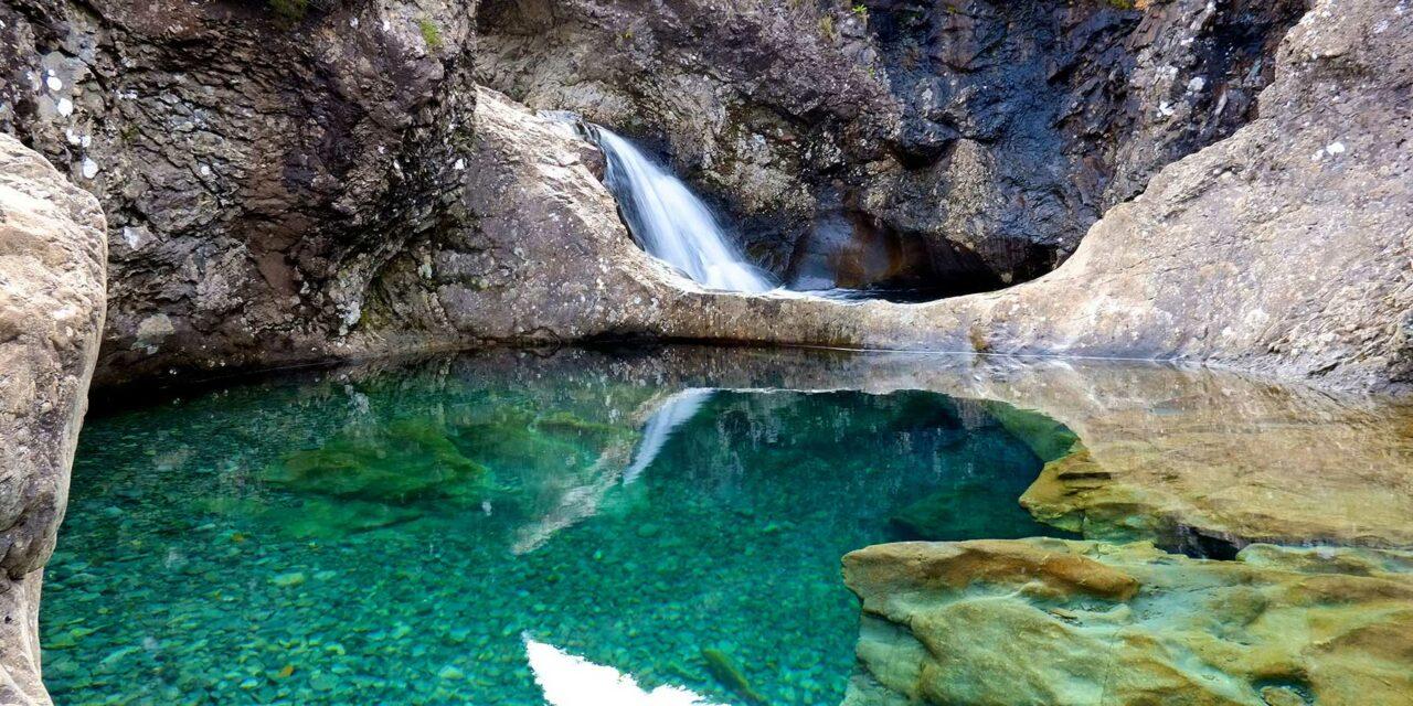 Las mágicas Fairy Pools de la isla de Skye