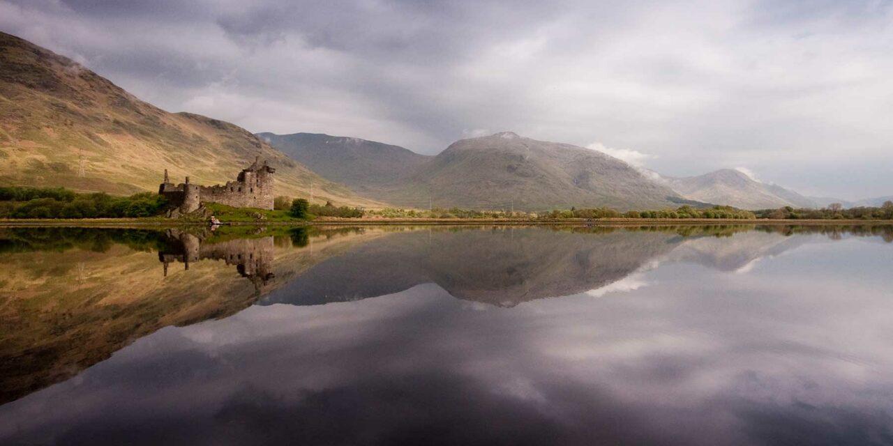 Los castillos en ruinas más mágicos de Escocia