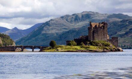 Los más increíbles castillos de Escocia (I)