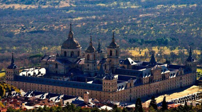Monasterio-de-El-Escorial