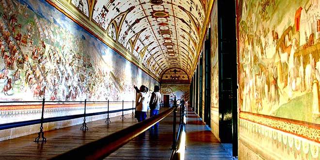 Sala-de-batallas-El-Escorial