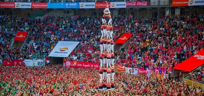 El concurso de Castells, Tarragona | Fiestas en España