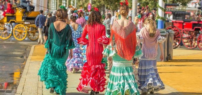 Feria de Abril, Sevilla