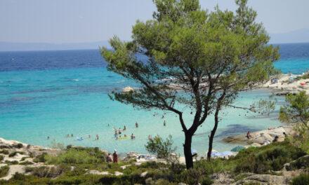 Halkidiki, el tridente del Mar Egeo