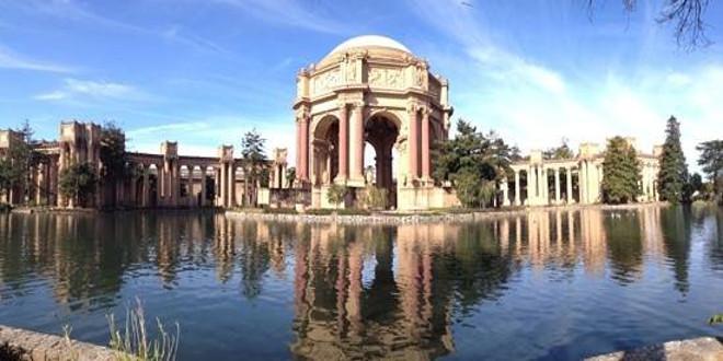La ruta de la cultura en San Francisco