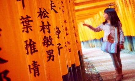 Kioto, tierra de Geishas y Samuráis
