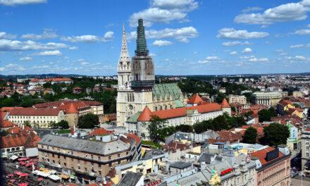 La ruta de las esculturas de Zagreb