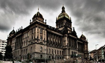 El Museo Nacional de Praga, un mundo de conocimiento