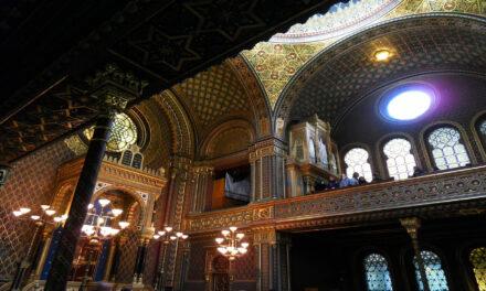 Las 6 sinagogas más bellas de Praga