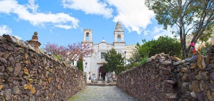 Iglesia de la Virgen de Guadalupe | Qué hacer en San Real de Catorce