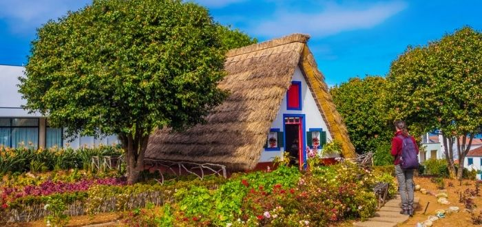 Casas típicas de Santana | Que ver en Madeira