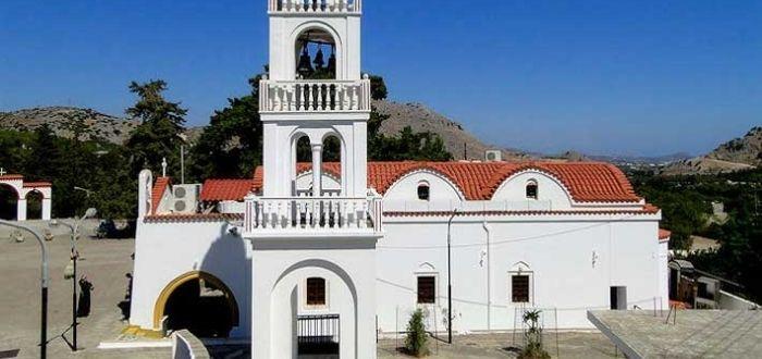 Monasterio de Tsambika | Que ver en Rodas